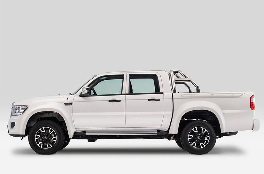 中兴威虎皮卡下乡销售全国柴油六款798-908万元