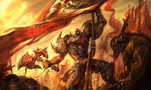 魔兽世界怀旧服战士开局很快乐,分享目前进度心得