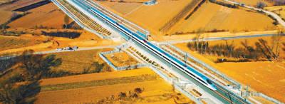 郑太高铁客运专线开通运营