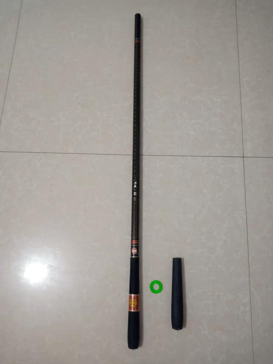黑棍鱼竿6.3米多少钱