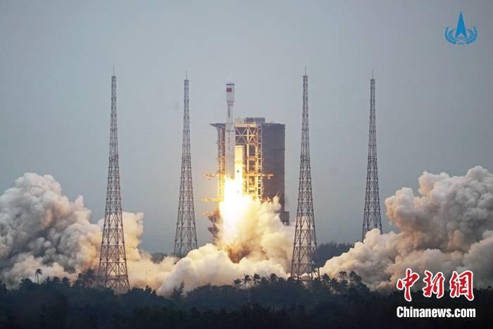 """新升级、新技术、新飞跃:""""长八""""首飞填补了中国火箭能力的空缺"""
