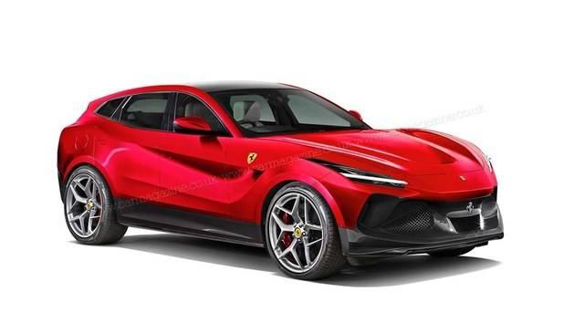 法拉利计划未来为新车开发一款混合动力SUV和两款纯电动SUV