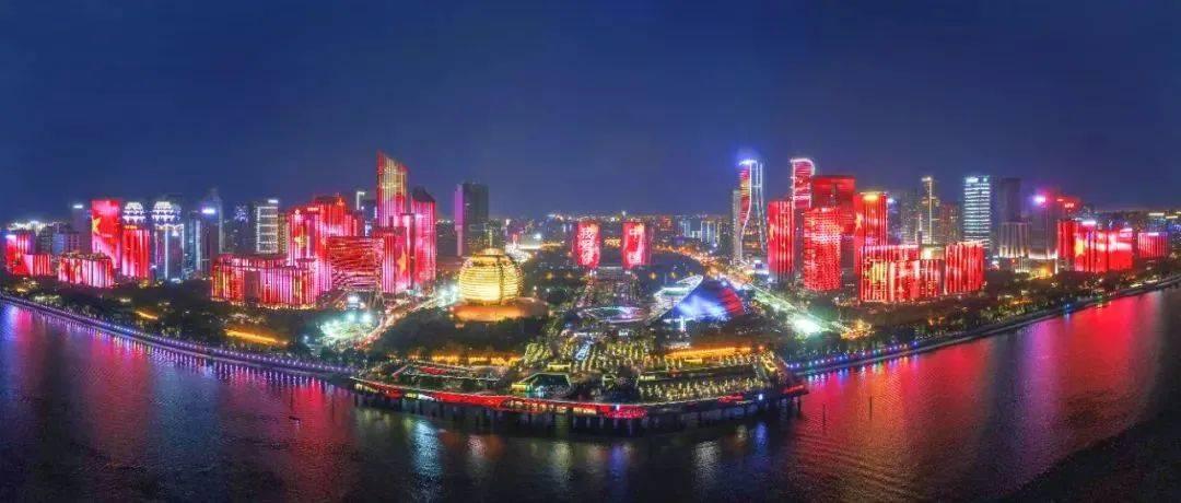 每天三场!杭州景观类亮灯及各地灯光秀元旦假期安排出炉!