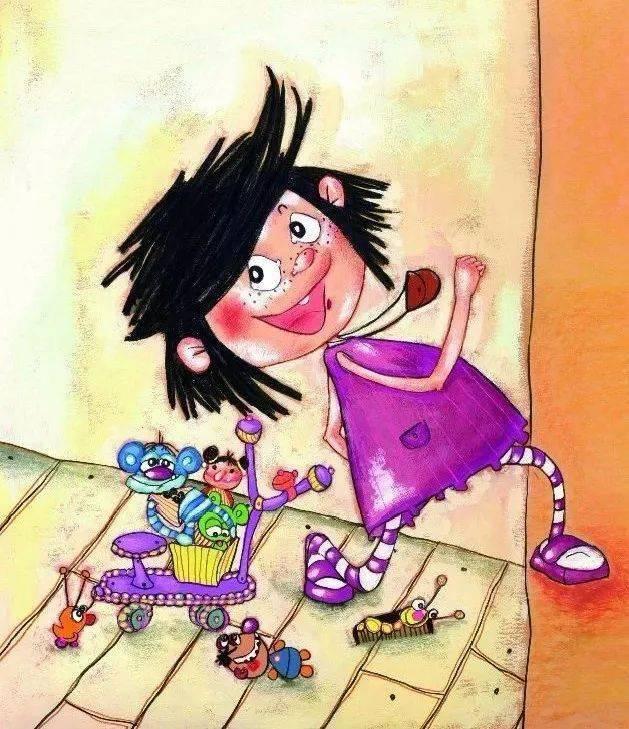 【绘本导读】《小莉莉和她的宠物》我要养一只宠物!