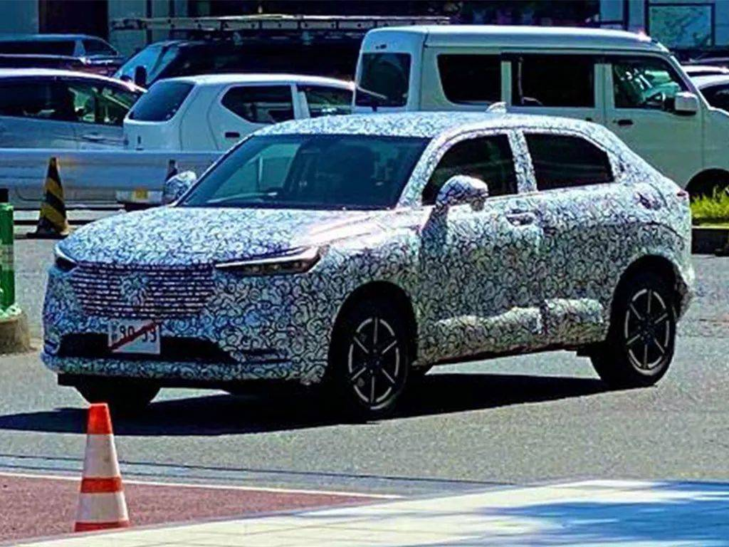 本田15万内超火SUV新款曝光,加大加长很实在,明年登场(图3)