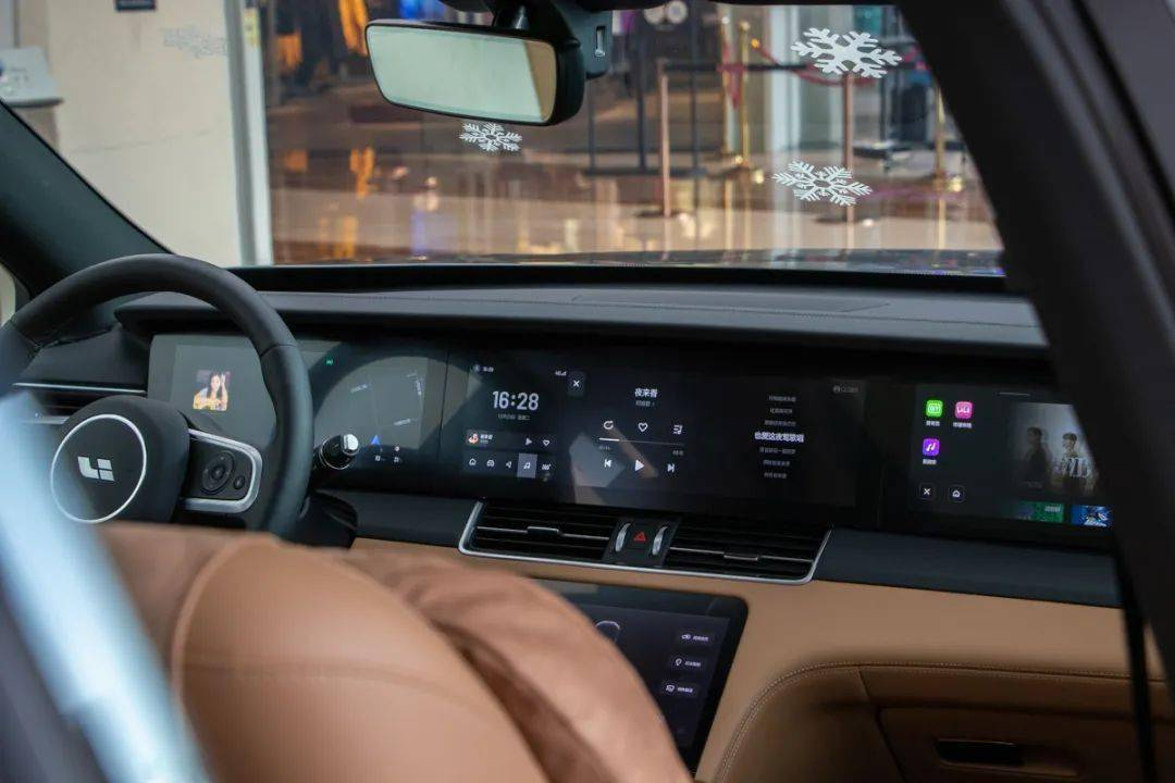 功能划分直观,响应速度快,体验理想的ONE car版本