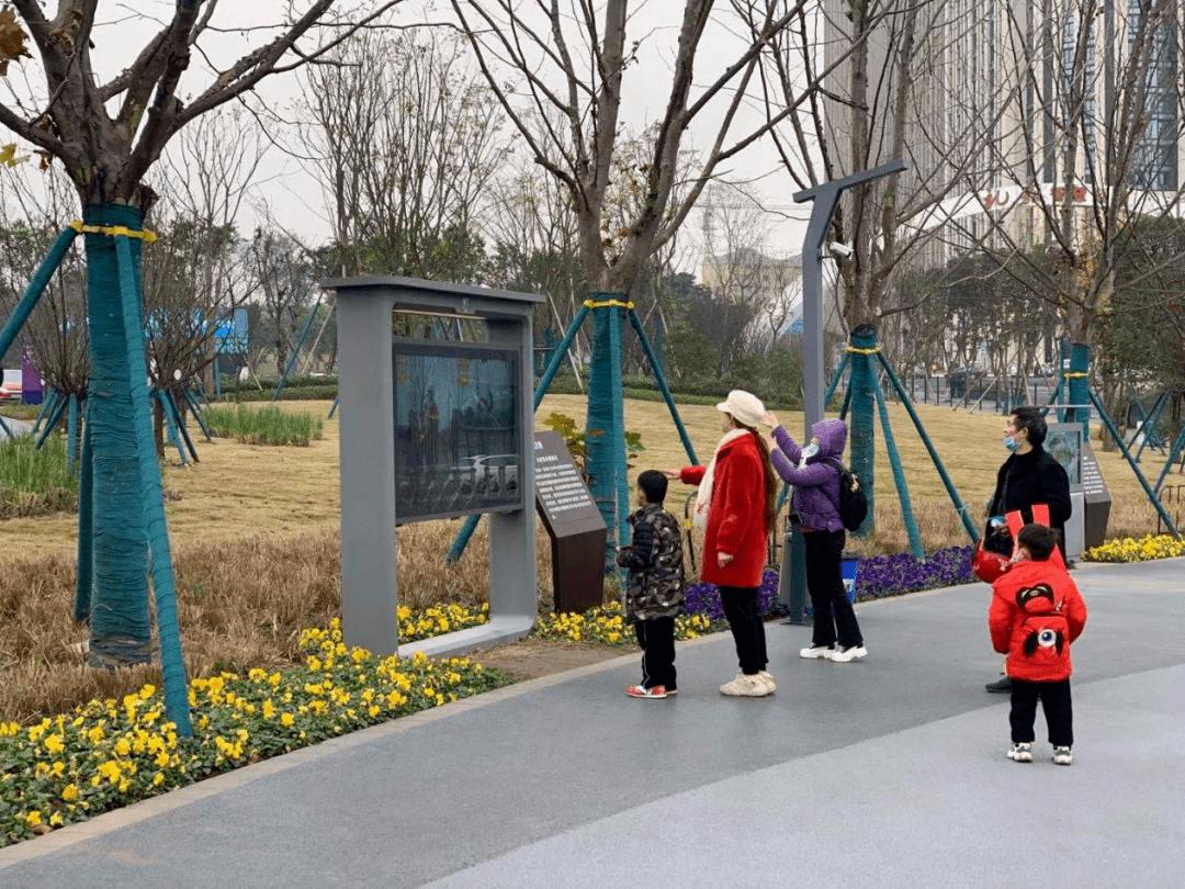 """元旦两江新区礼嘉智慧公园""""智慧游""""火热!"""