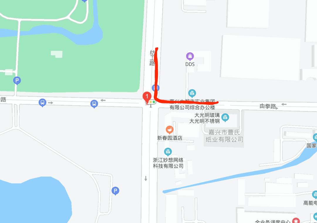 施工绕行!5天后嘉兴市区又一路段实施交通限行!