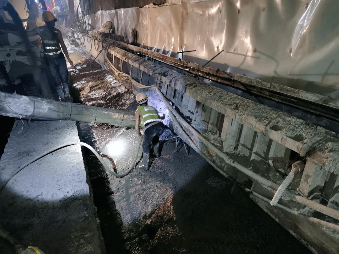 今年内通车!中老铁路国内段隧道仅余五座!