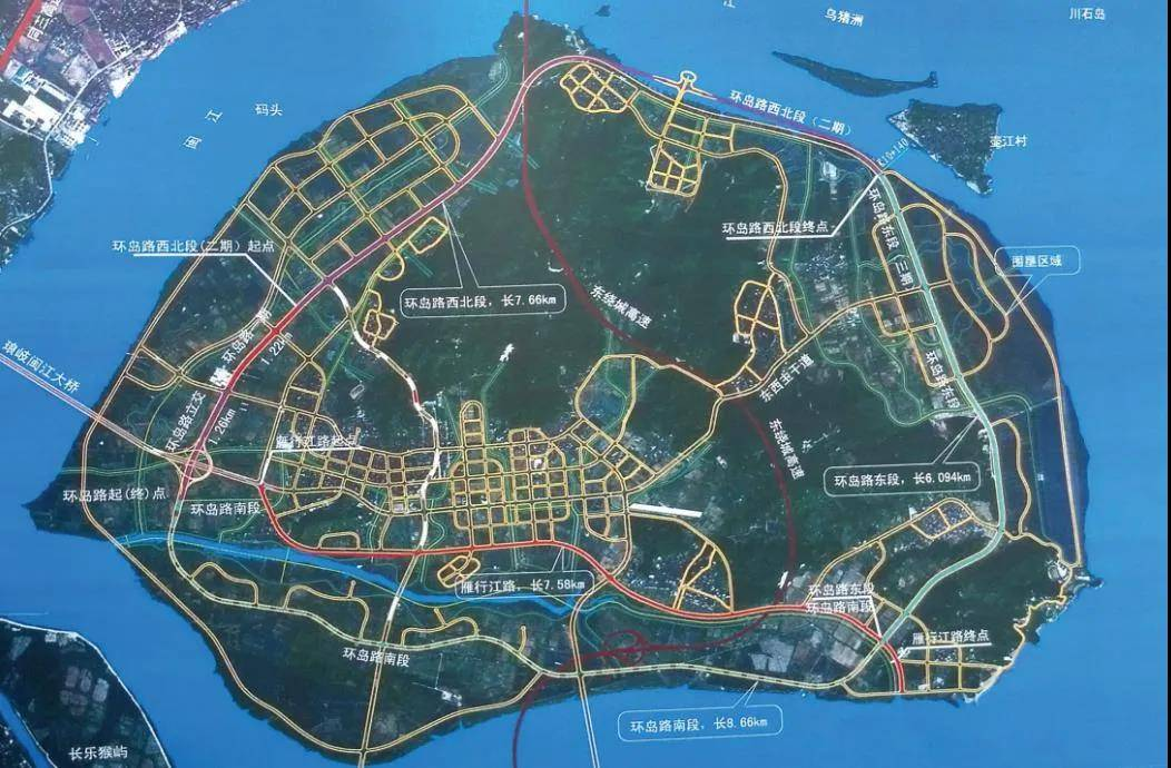 重磅文件发布!福州将争取行政区划调整!加快形成千万级人口城市  第6张