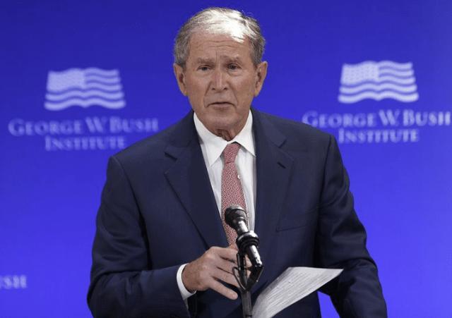 小布什将出席美国当选总统拜登的就职典礼