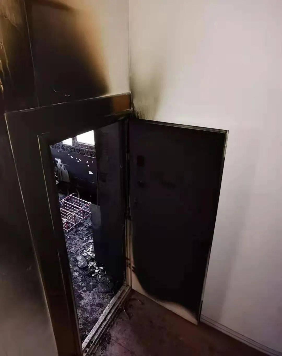 """通天房发生火灾,因""""它""""得以控制"""