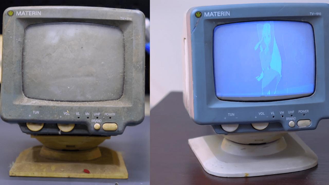 上千万人追着看,电子垃圾修复视频为什么那么受欢迎?