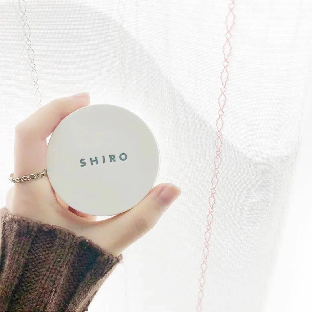 日本北海道shiro固体香膏,香水便携多种味道!
