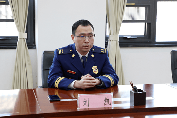 郑州支队召开万达集团郑州城市公司消防安全约谈会