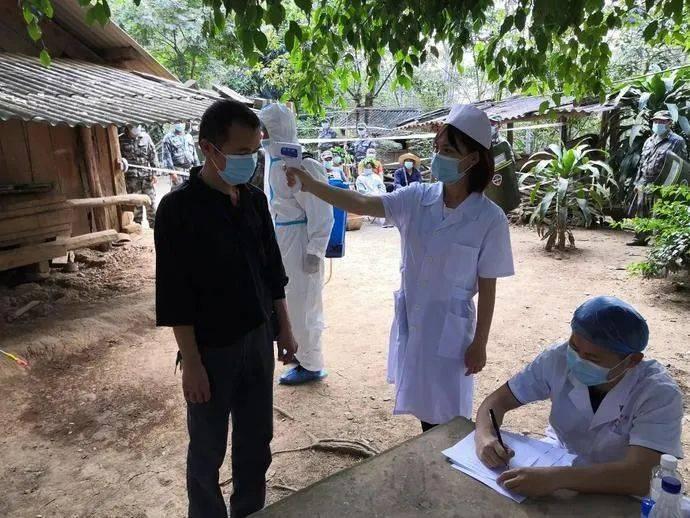 云南多地发布通告,对操办红白喜事作出要求!勐腊抵边村寨实行封闭管理