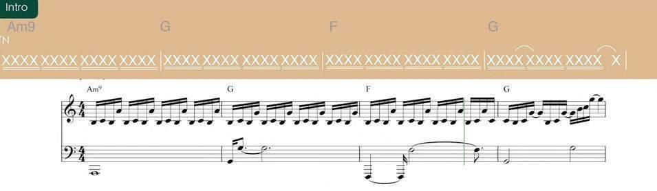 拿着和弦谱也弹不好听伴奏的你们,该换个思路理解和弦功能谱啦!
