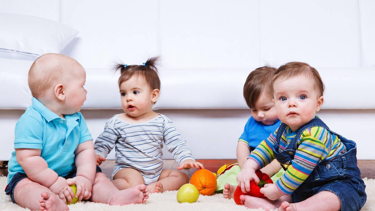 """宝宝有3次智力增长""""黄金期"""",若能赶在7岁前开发,效果更明显  第9张"""