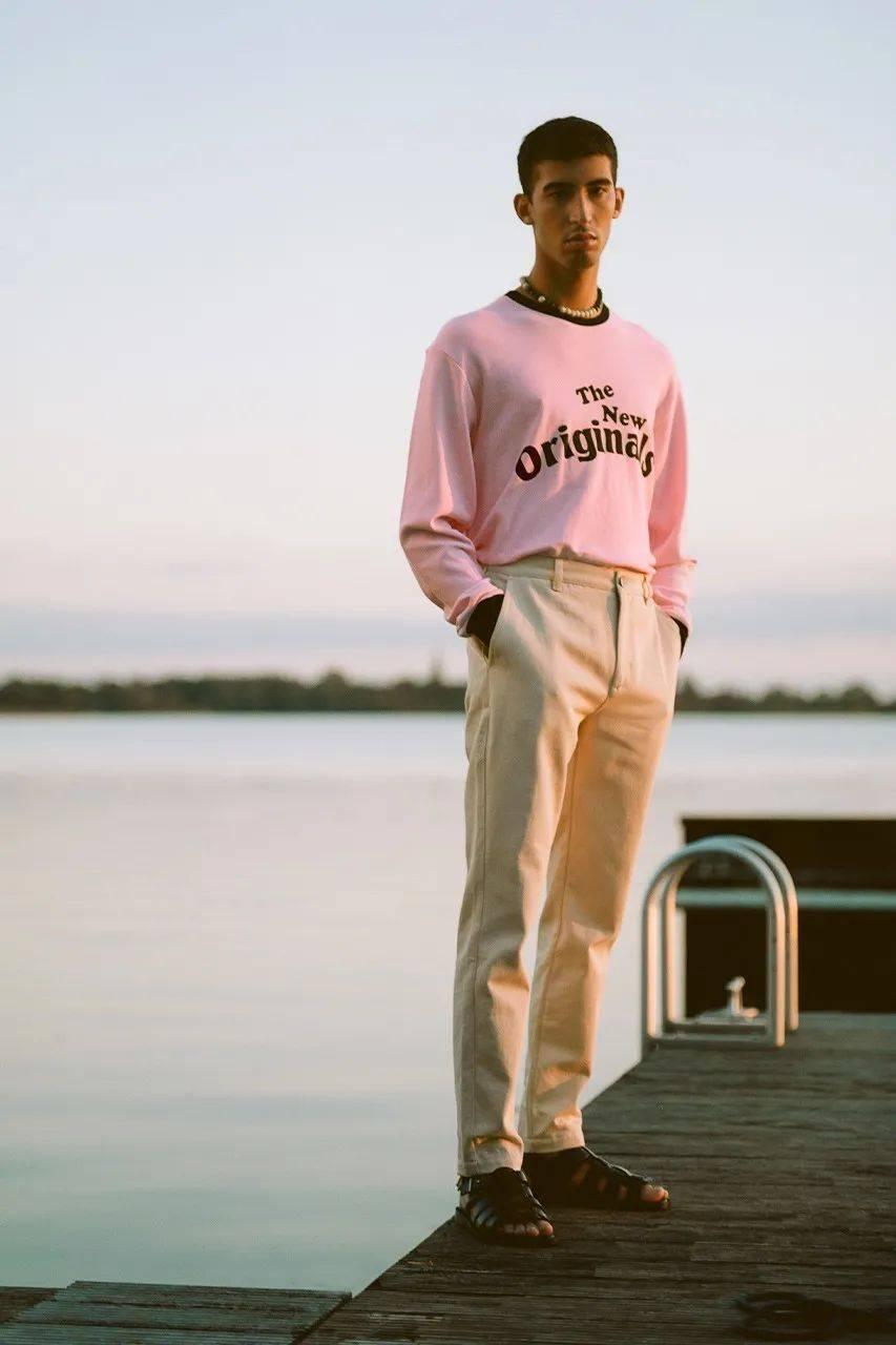 Saki Obata x BEAMS T  「春夏秋冬」系列服饰发售
