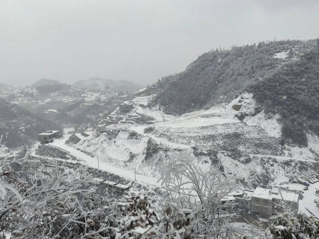 【主播说天气】云南这雪,啥时候能停?