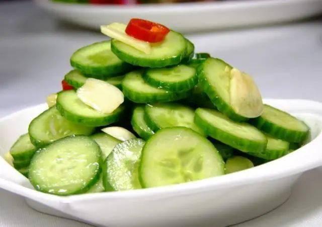 黄瓜除了补水养颜,它还有这6大营养功效!  第6张