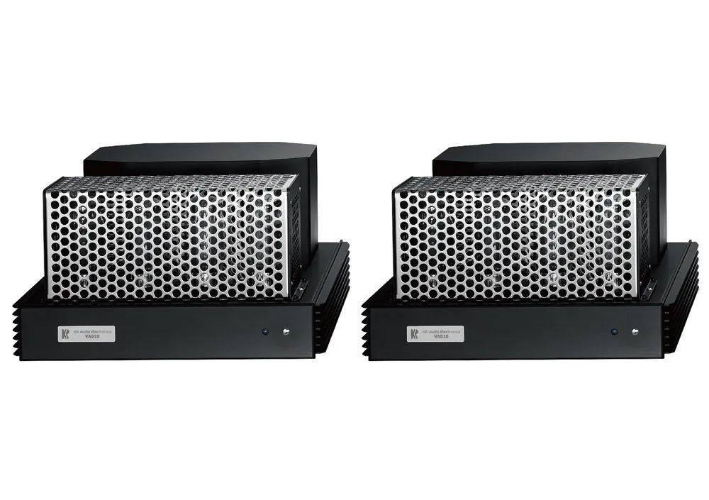 【新品速递】每声道160W大出力:KR Audio VA910单声道后级
