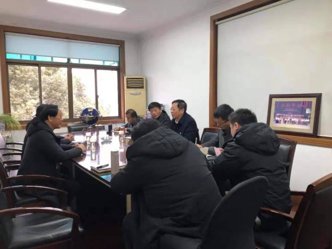 """【人大要闻】徐锦连副主任深入独山港镇开展""""三服务"""""""