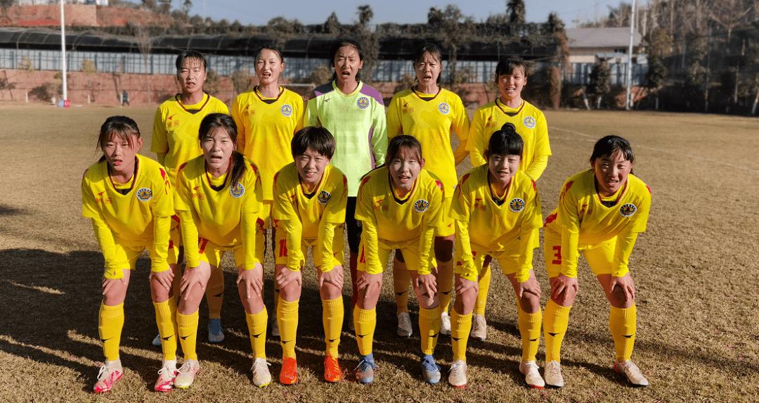 陕西U18女足获得2021佳仕景全国女子足球邀请赛亚军'OD体育首页'(图2)