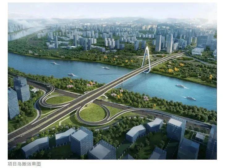 河源市区这3座拟建大桥准备起名为:永康大桥、钓鱼台大桥、龙湾大桥