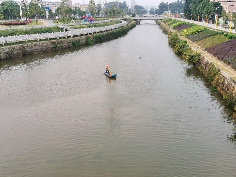 东莞东城创新巡河方式,巡河队已处理250多个河湖管理问题