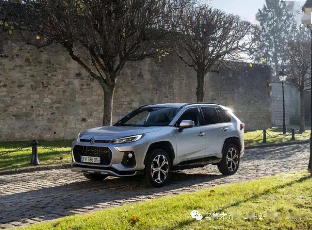 [新车快车】铃木的新SUV其实是丰田车的替代品,比房融便宜