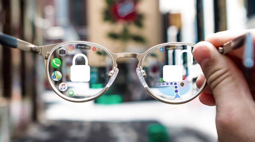 传闻中的苹果眼镜可能支持自动解锁iPhone