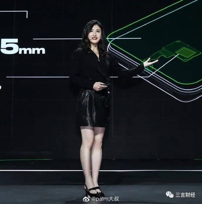 有美女、有大腿,现在的手机发布会进入变味的看腿时代?插图27