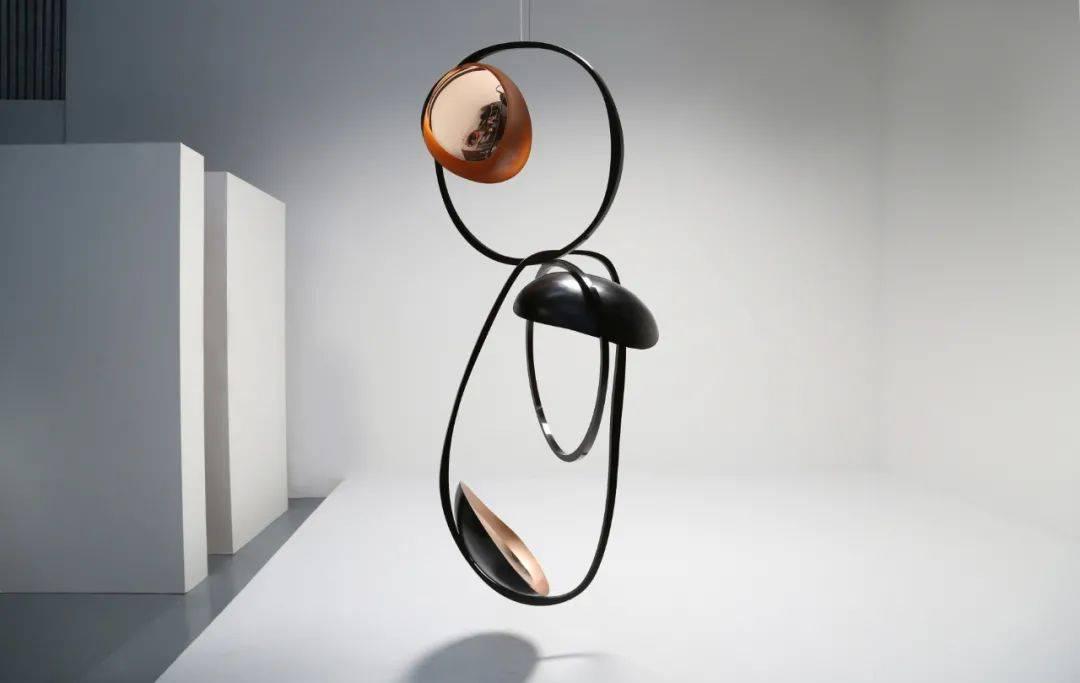 Niamh Barry丨雕塑艺术般的灯具设计