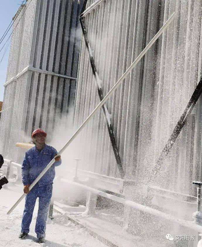 气、暖、电、水!全力以赴保障安阳群众温暖过冬