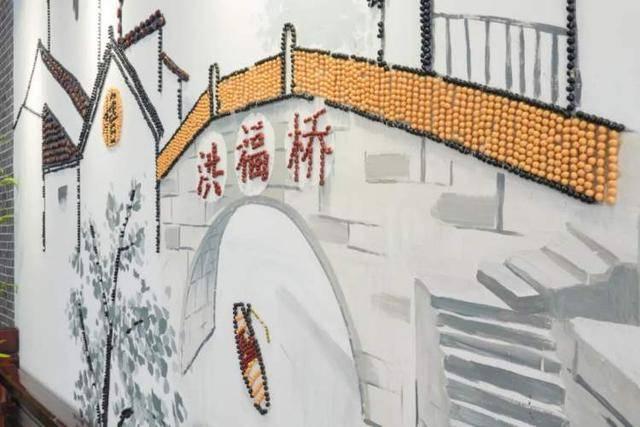 彩豆画/民宿/房车基地……这个美丽乡村等你来打卡