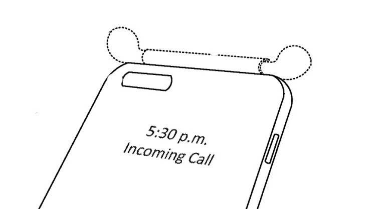 苹果新专利曝光 将推出为配件充电的手机壳