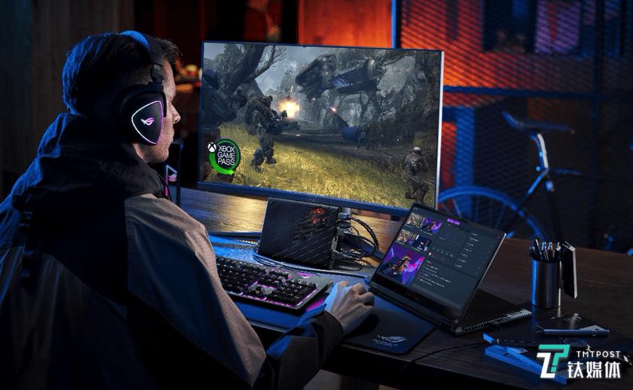 "ROG全线笔记本换装AMD,新增幻13""全能小钢炮"" | CES 2021"