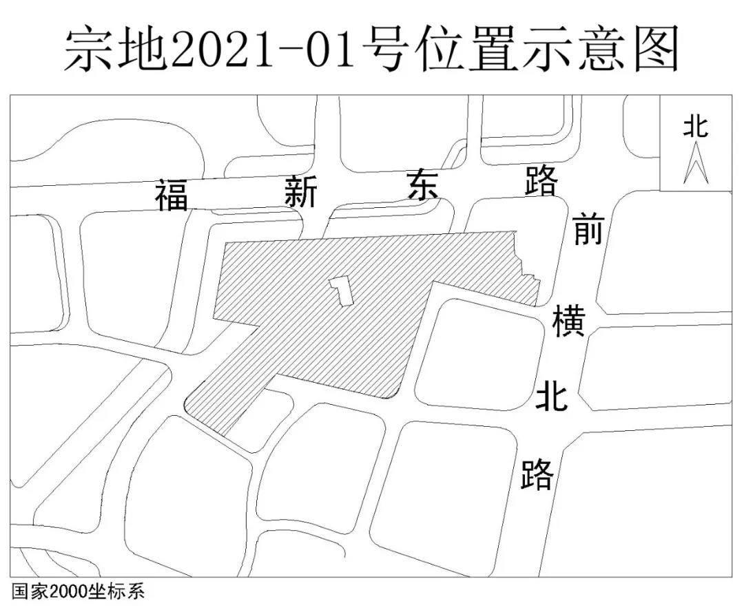 市区开年土拍!12幅热土70.75亿起拍!东二环宅地楼面价近2万/㎡!