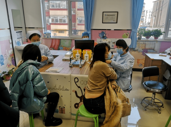 太原已接种新冠疫苗8.385万剂次重点人群