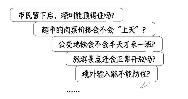 67名跨境司机永久除名,春节超市不歇业!留深过年稳了