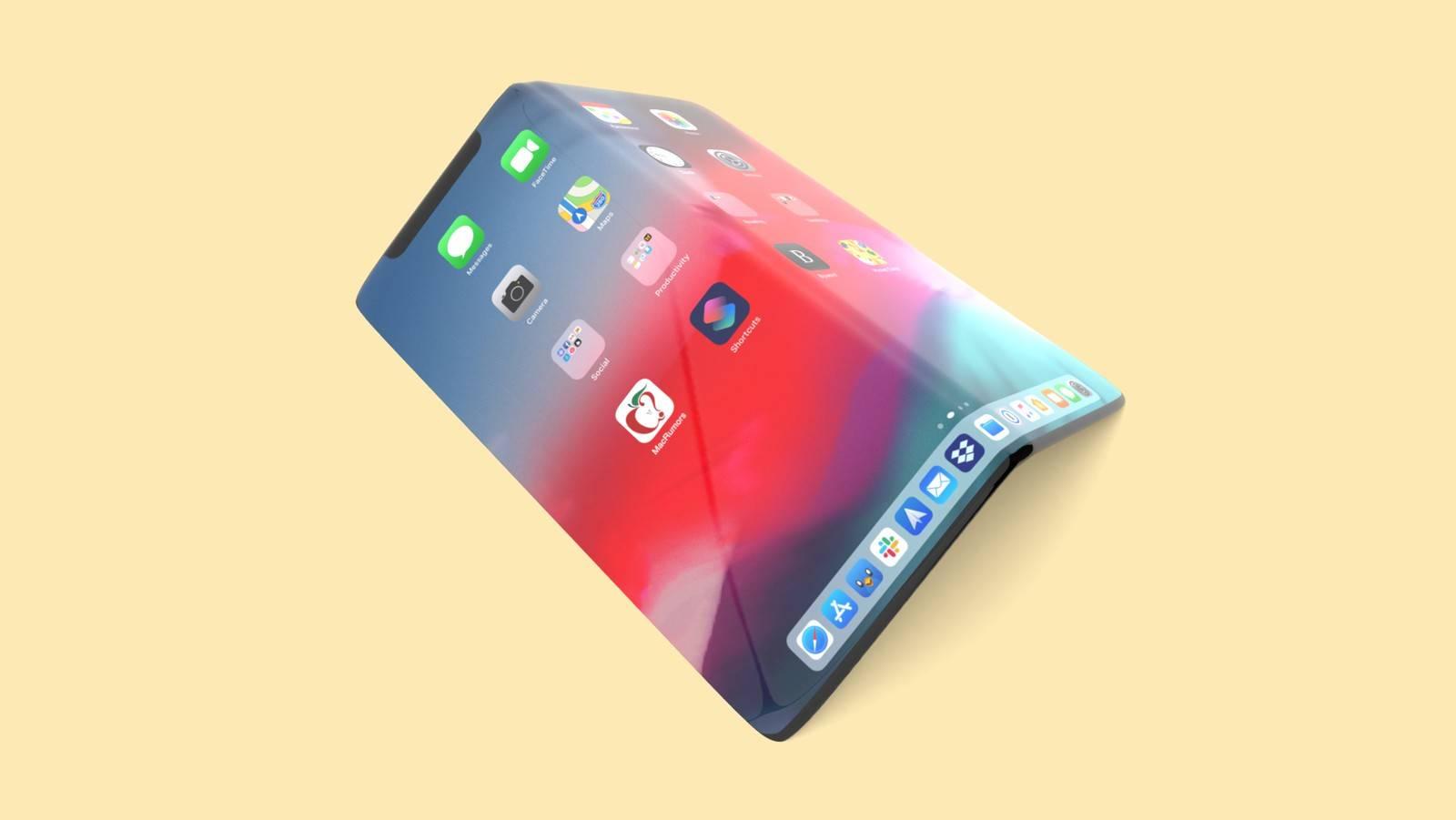 苹果可能正在开发可折叠iPhone:屏幕尺寸尚未确定