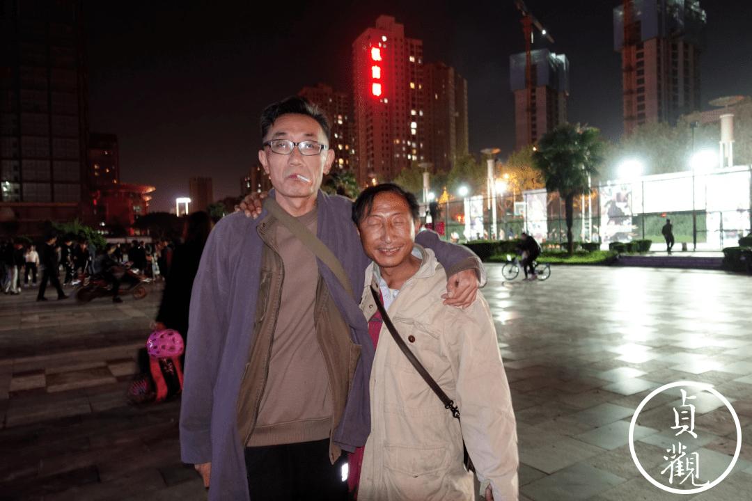赵利文:80后流浪汉 王政龙