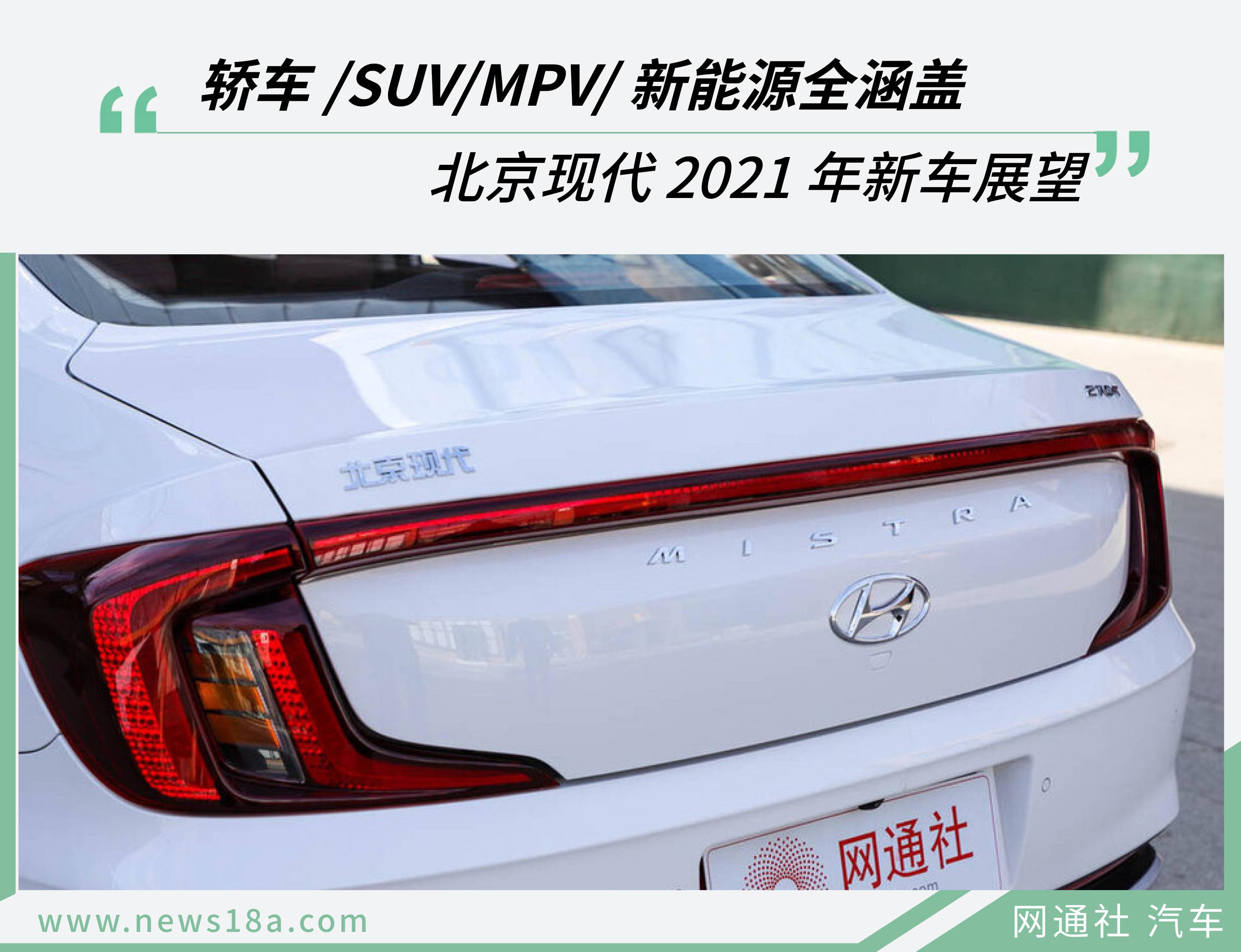 期待2021年北京现代的新车。