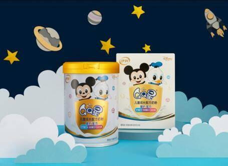 专为3岁以上儿童定制 伊利QQ星儿童成长配方奶粉将重磅上市