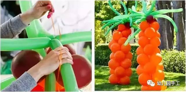 卡通氣球造型教程,分享2020卡通氣球造型圖片