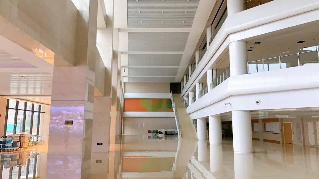 官方「剧透」:媲美星级酒店的新院,你确定不进来看一眼?
