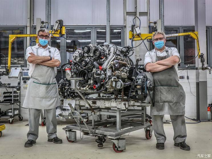 结束宾利传统燃油时代  6.75升V8发动机停产-XI全网