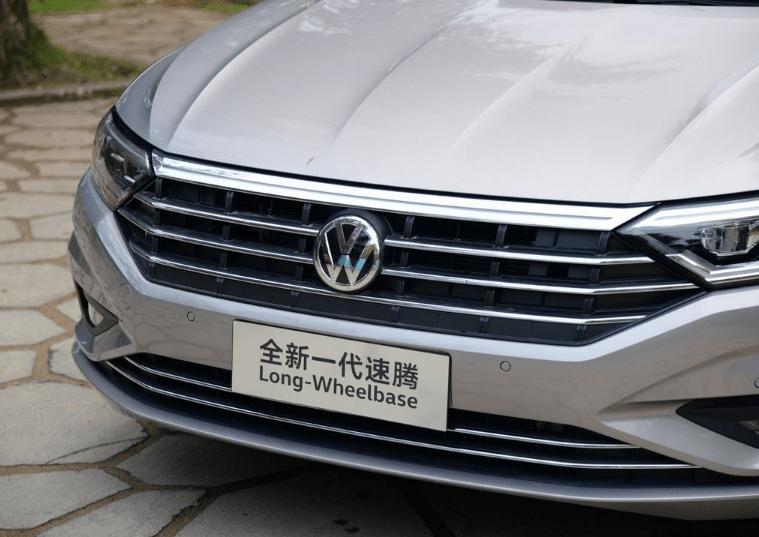新款一汽-大众速腾上市 12.89万元起售