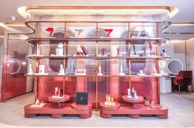 松下美容体验馆上海店广州店全新开业,一同见证您的美丽!